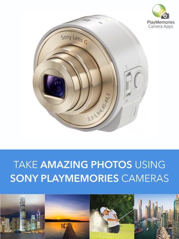 GoCamera for Sony PlayMemories | App Price Drops