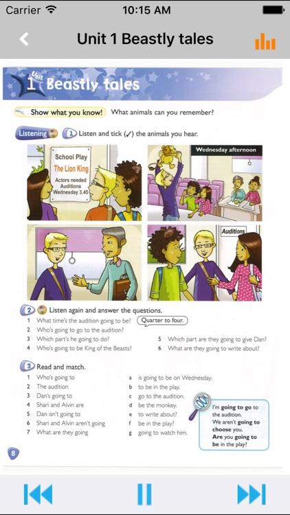 Kid's Box少儿英语6级 -同步课本学习机