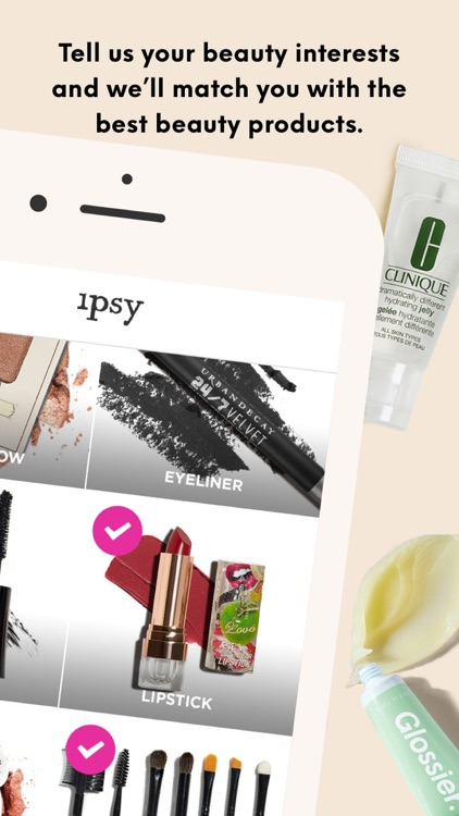 ipsy - Beauty, makeup & tips screenshot-1