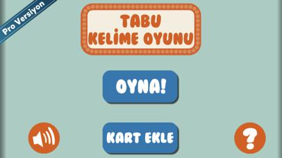 download Tabu - Yasak Kelime indir ücretsiz - windows 8 , 7 veya 10 and Mac Download now