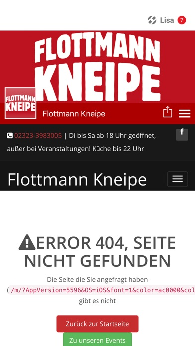 Flottmann KneipeScreenshot von 1