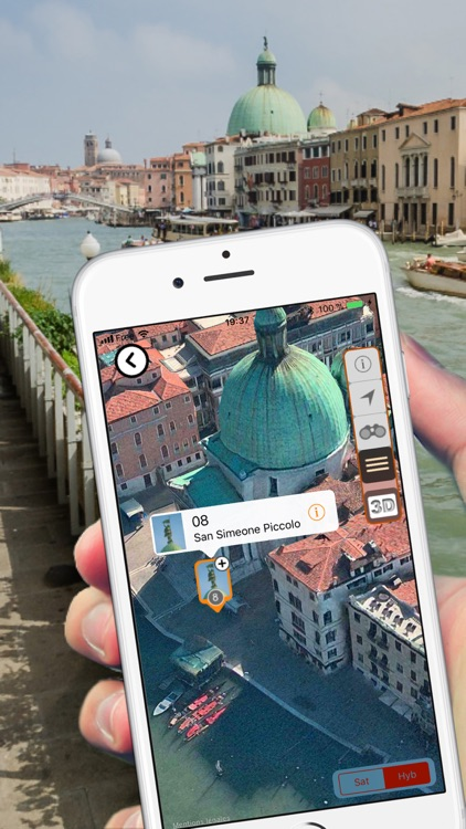 VENISE 3D screenshot-0