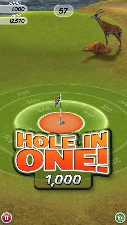 Flick Golf! screenshot-4