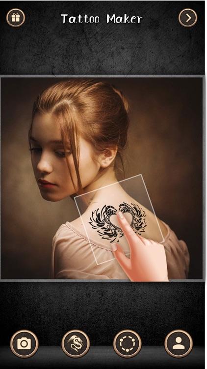 Virtual Tattoo Maker - Ink Art screenshot-3