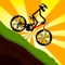 Crazy Mountain Bike is a simple to pick-up-and-play game with plenty of depth to keep the avid gamer entertained for hours