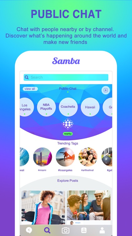Samba Messenger screenshot-4