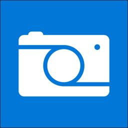 Ícone do app Câmera Microsoft Xis