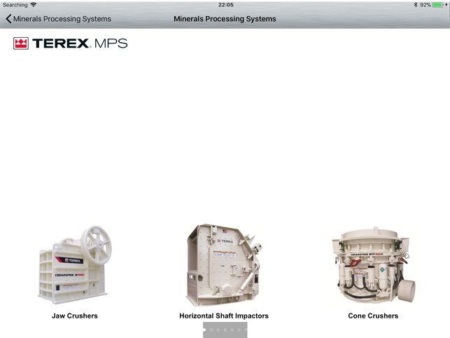 Terex MPS Dealer Tool on the App Store
