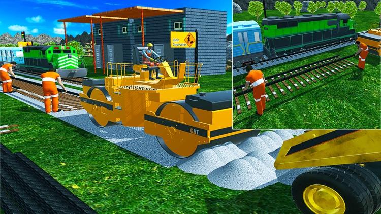 Train Construction Track screenshot-7