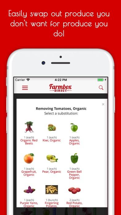 Farmbox Direct Screenshot