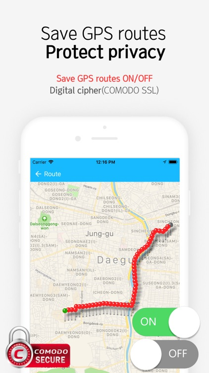 Cartax - Vehicle driving log screenshot-4