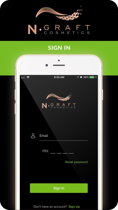 N-graft Cosmetics screenshot three