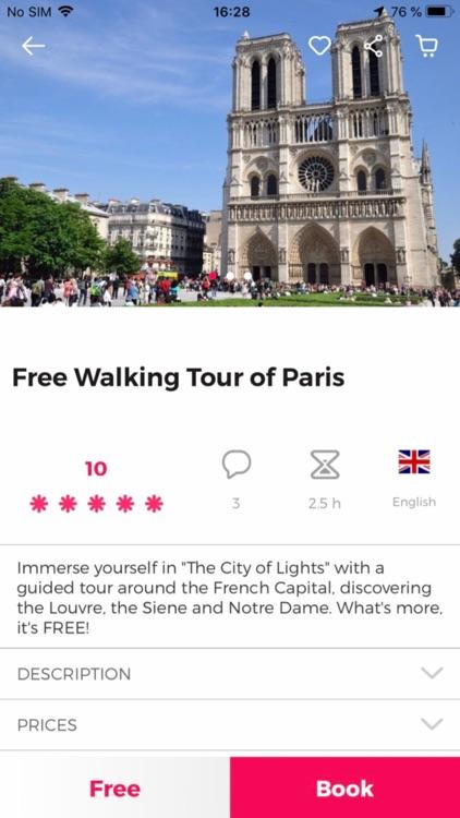 Paris Guide Civitatis screenshot-3