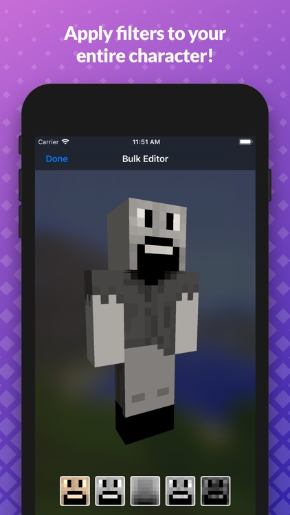 Skins Creator for Minecraft PE screenshot-5