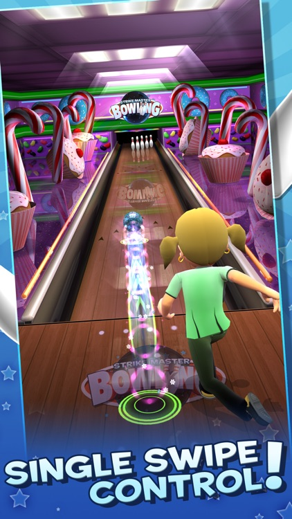 StrikeMaster Bowling screenshot-1