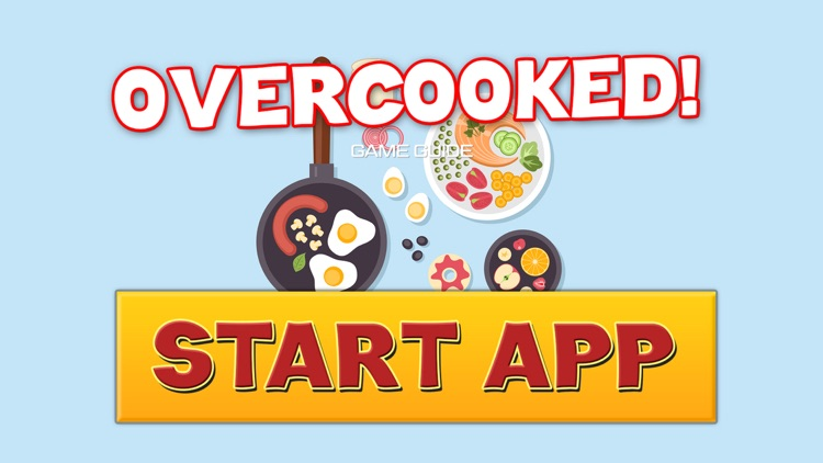 Game Net for - Overcooked