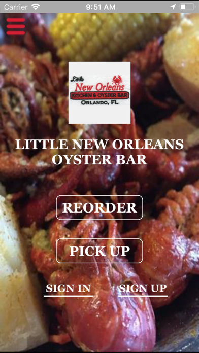 Little New Orleans Oyster Bar - 窓用