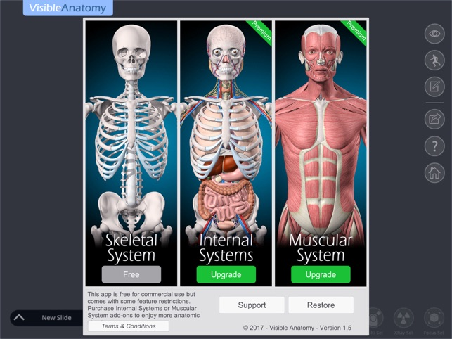 Visible Anatomy on the App Store