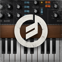 Moog Music Inc. - Minimoog Model D artwork