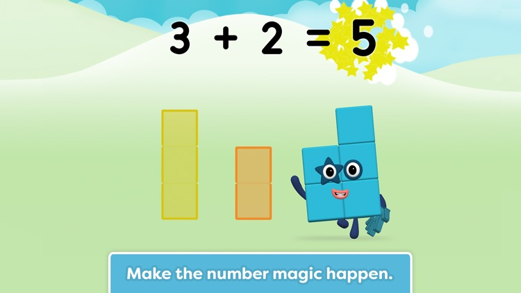 Numberblocks Hide and Seek screenshot-4