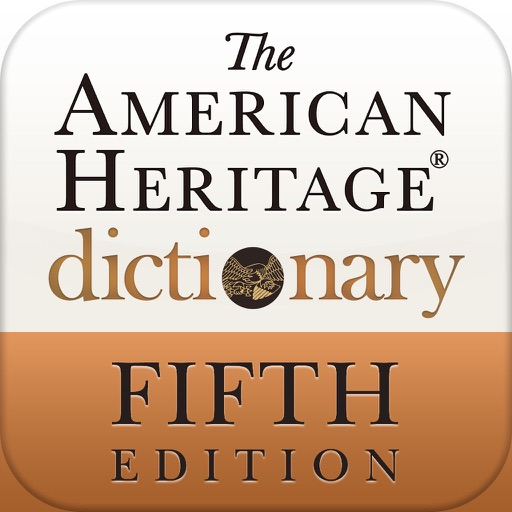 American Heritage Dictionary 5