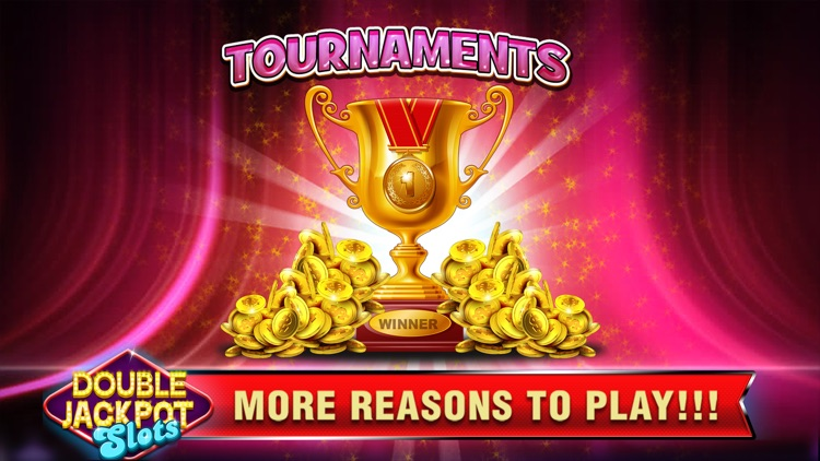 Double Jackpot Slots Las Vegas screenshot-4