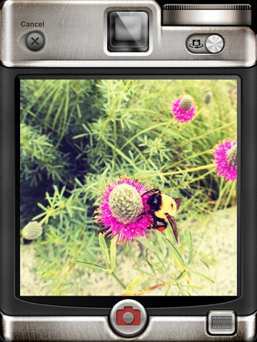 Vintage Camera for iPad - náhled
