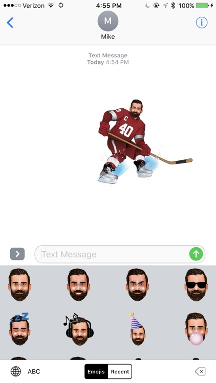 ZetterbergMoji by Henrik Zetterberg screenshot-3