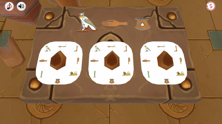 Ancient Egypt: puzzle escape