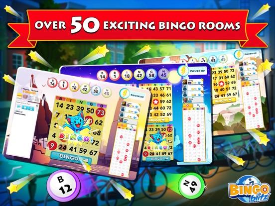Bingo Blitz™ - Bingo Games iPad