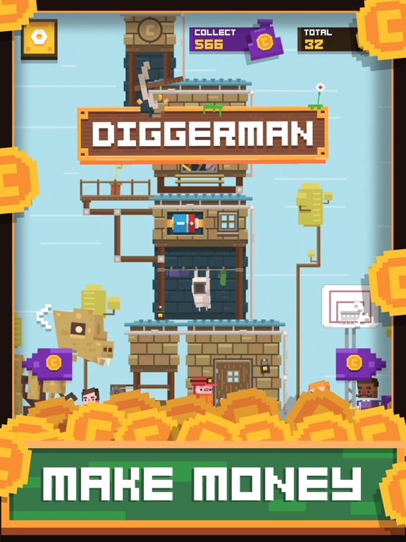 Diggerman screenshot 12