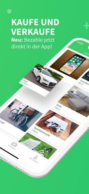 shpock flohmarkt kleinanzeigen im app store. Black Bedroom Furniture Sets. Home Design Ideas