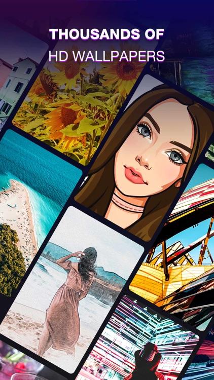 OPixels - wallpapers, photos screenshot-0