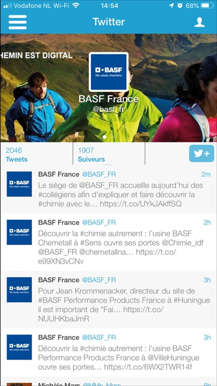 BASF Corp Com by BASF France SAS