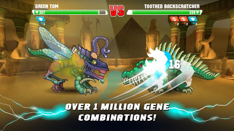 Mutant Fighting Cup 2 screenshot-2