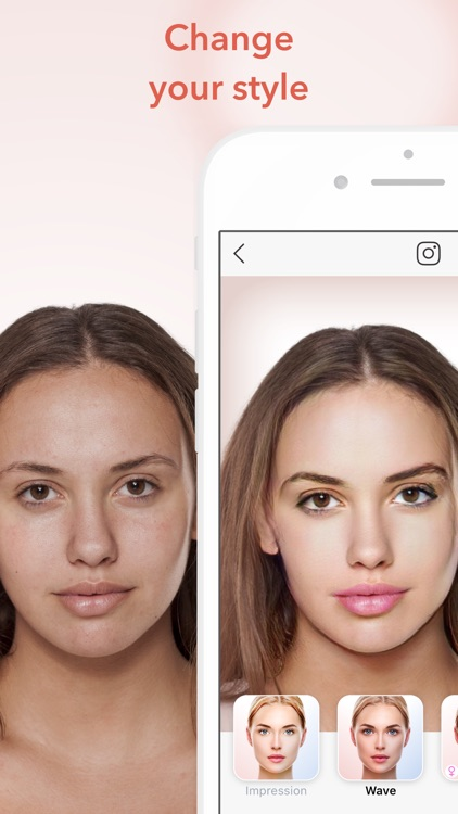 FaceApp: Neural Face Magic screenshot-4