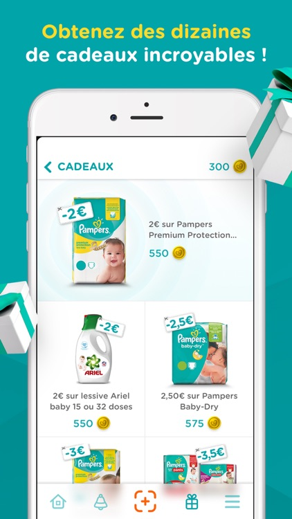 Club Pampers – Récompenses screenshot-3