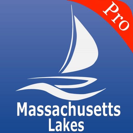 Massachusetts Lakes Charts Pro