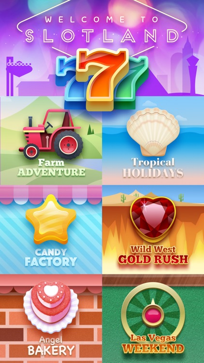 Slotland Casino: Vegas Slot Machines Games screenshot-4