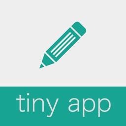Tiny App - Note