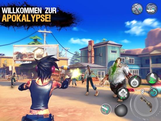 Screenshot 1 Dead Rivals - Zombie MMO