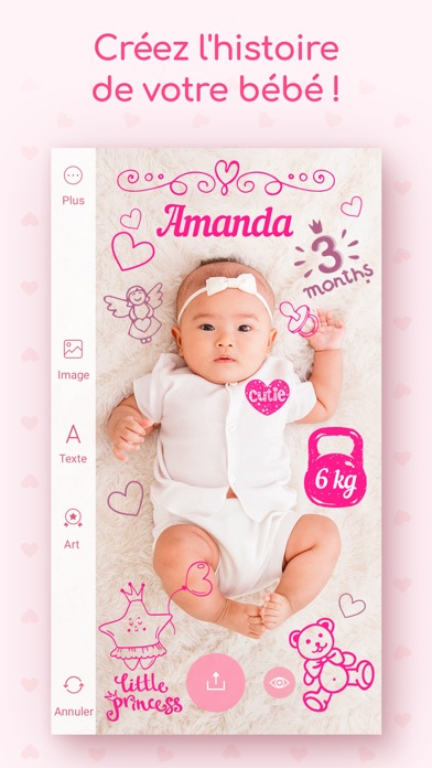 download Tiny Memories - Photos de bébé apps 1