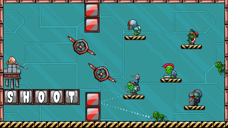 Zombie sniper - Resurrection screenshot-3
