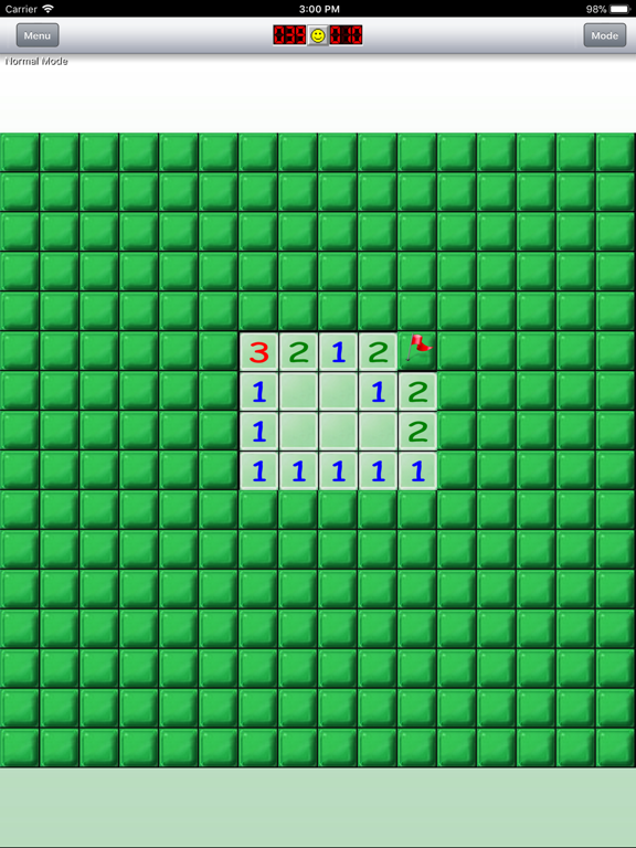 Minesweeper Q for iPad screenshot