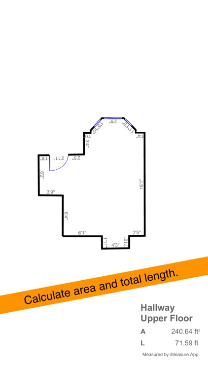 iMeasure-Floor Plan screenshot-6