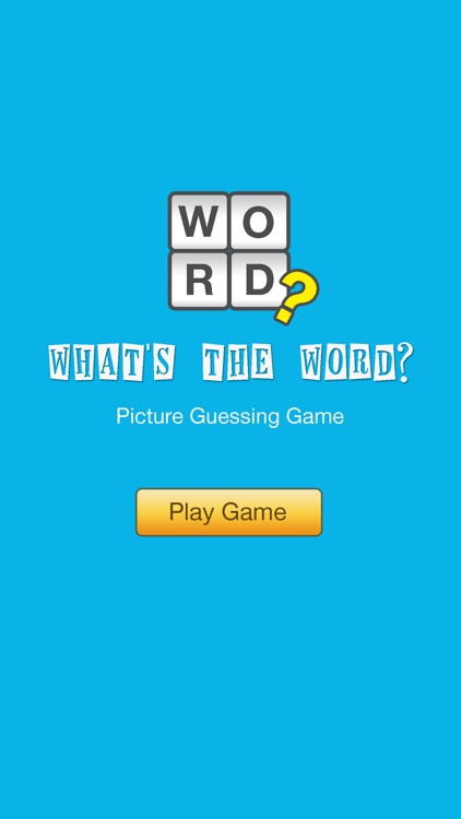 What's the Word? Guessing Game screenshot-4