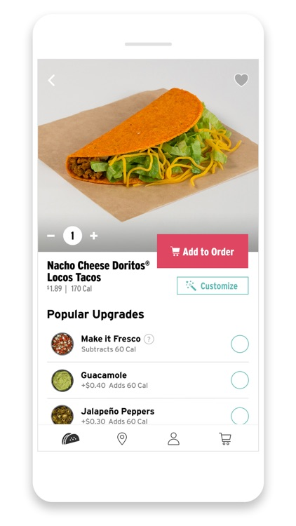 Taco Bell screenshot-3