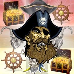 Pirate Treasure Crush Puzzle