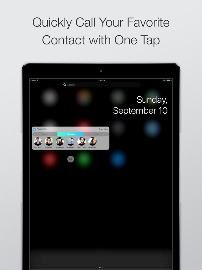 Magic Dialer Pro Screenshot