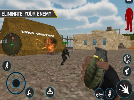 Sniper Ops Gun: Terrorist Atta screenshot 6